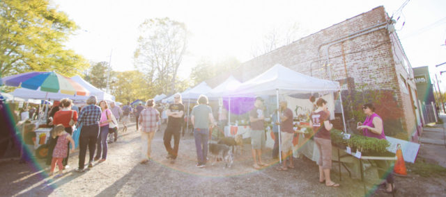 East Atlanta Village Farmers Market