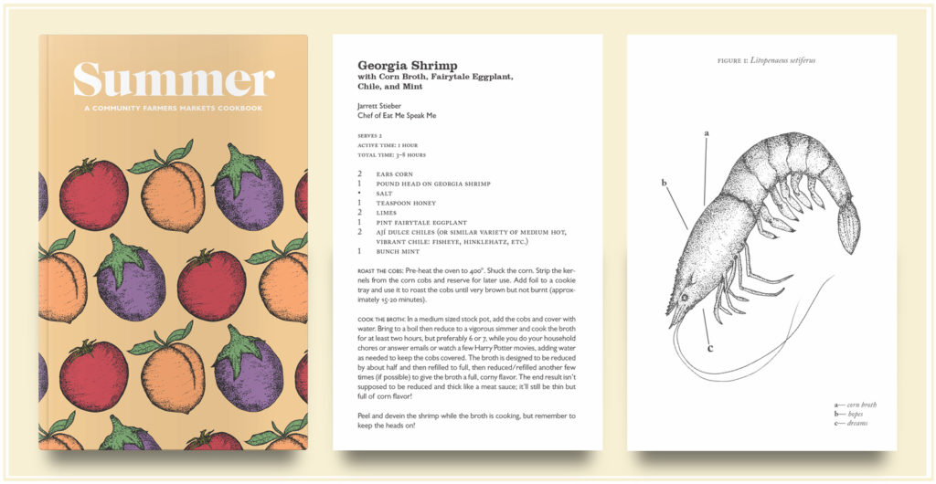 Summer Seasonal Cookbook