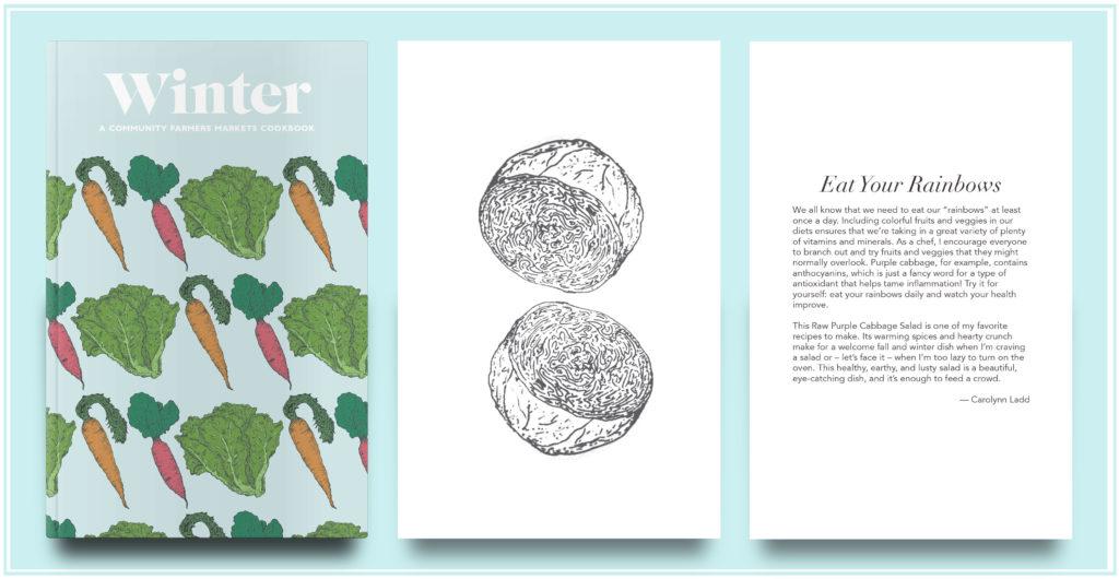 Winter Seasonal Cookbook