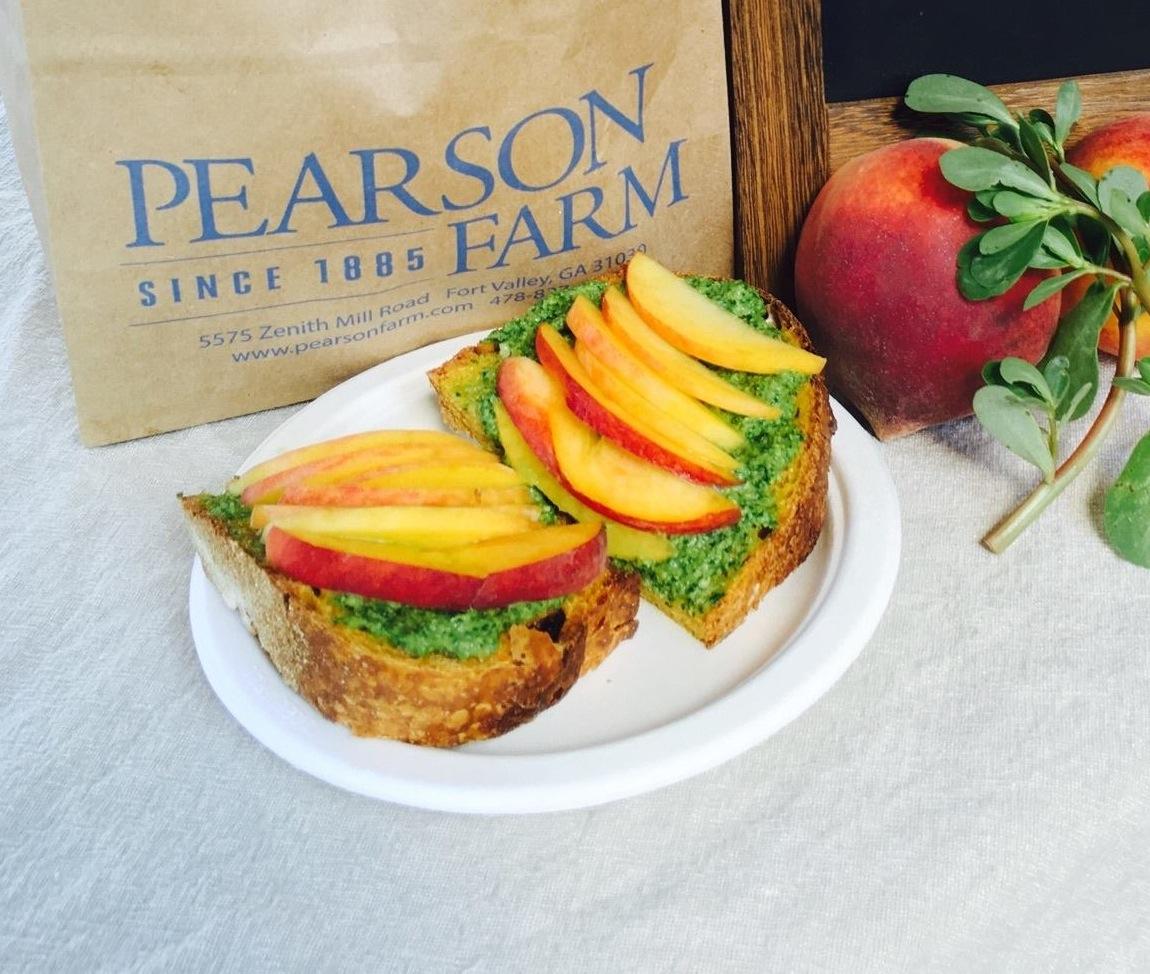 2016-06-09 Ladd Peach Pesto EAV