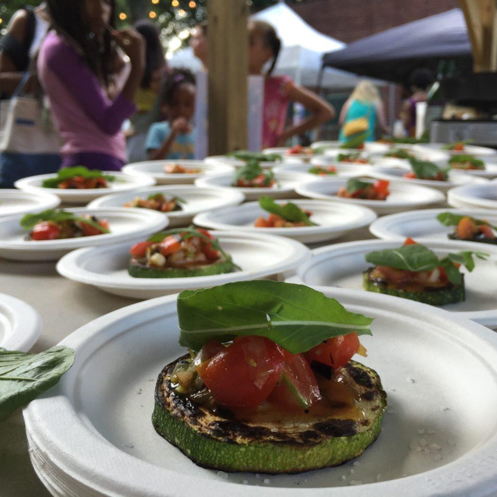 2016-06-16 Meeker Squash and Tomato Salad EAV3