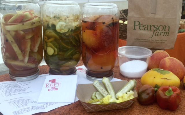2016-07-24 Chef Thaddeus Keefe Pickles
