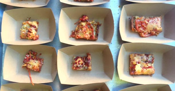 2016-07-26 PCFM Chef Joey Ward Tomato Pie