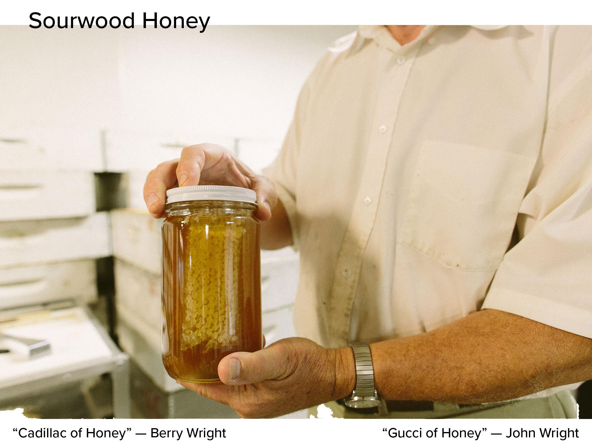 Sourwood Honey