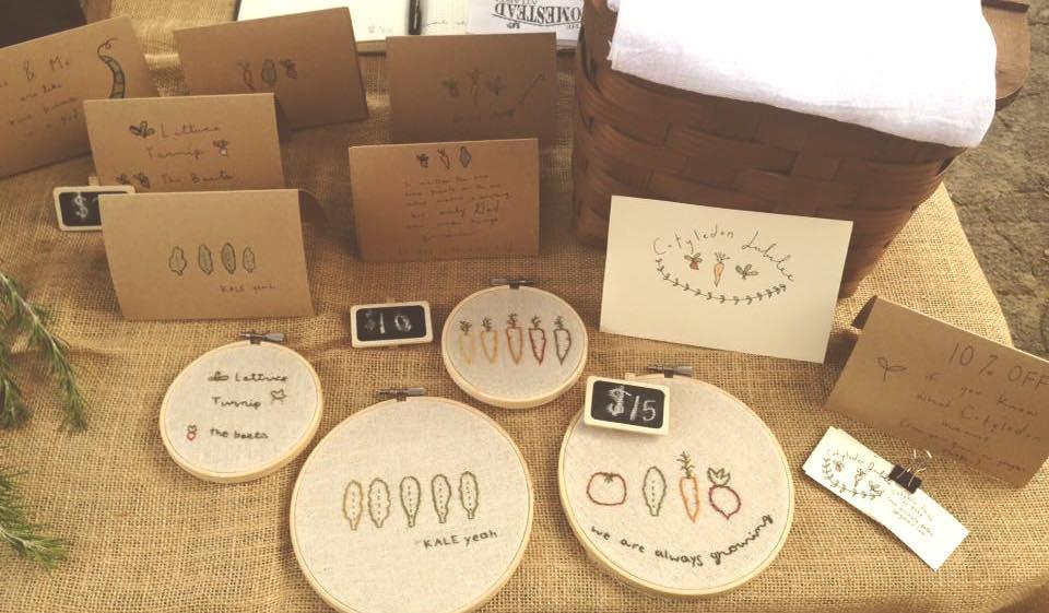 Cotyledon Jubilee – Holiday Craft Markets
