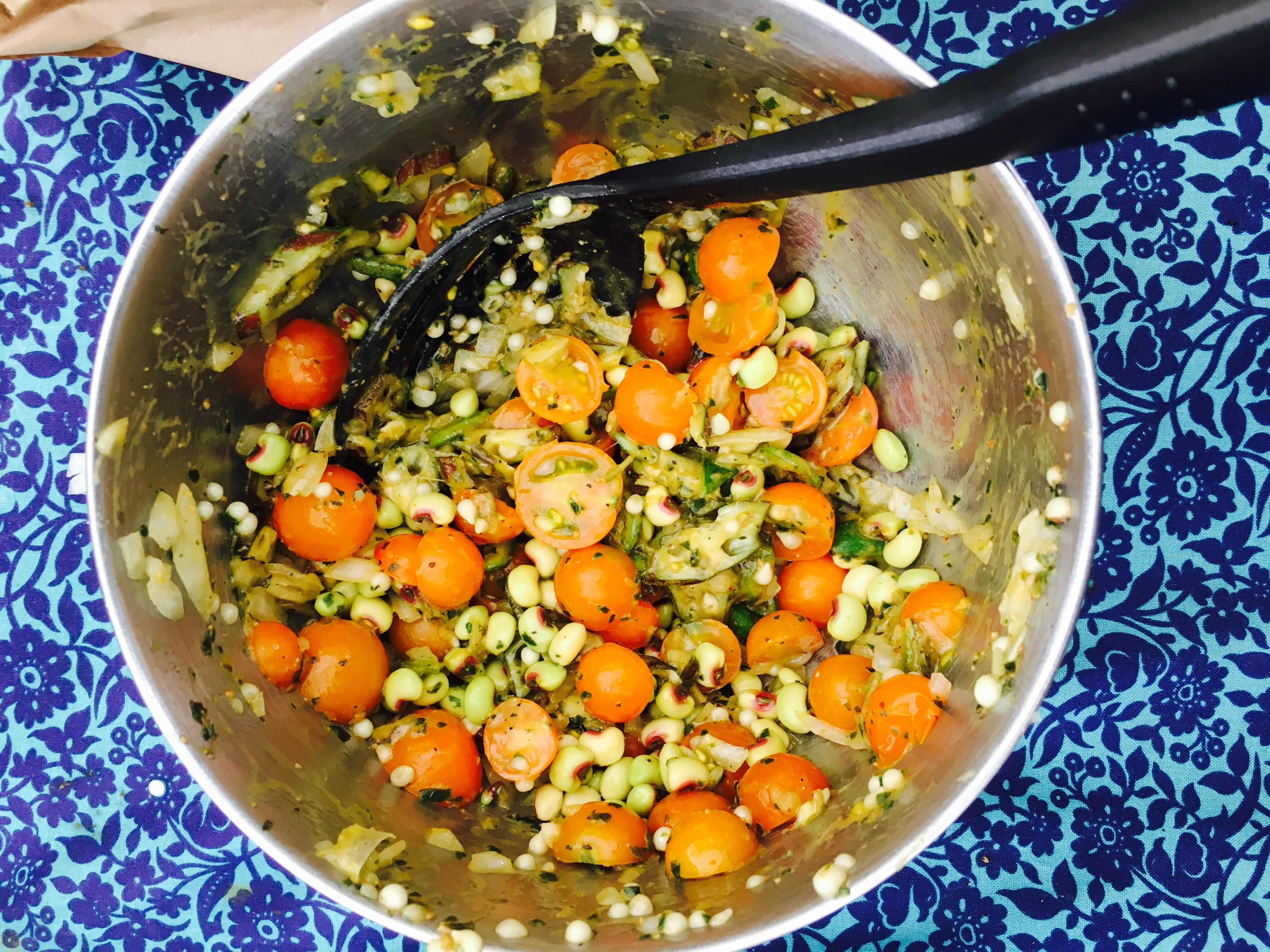 recipe: raw okra salad [26]