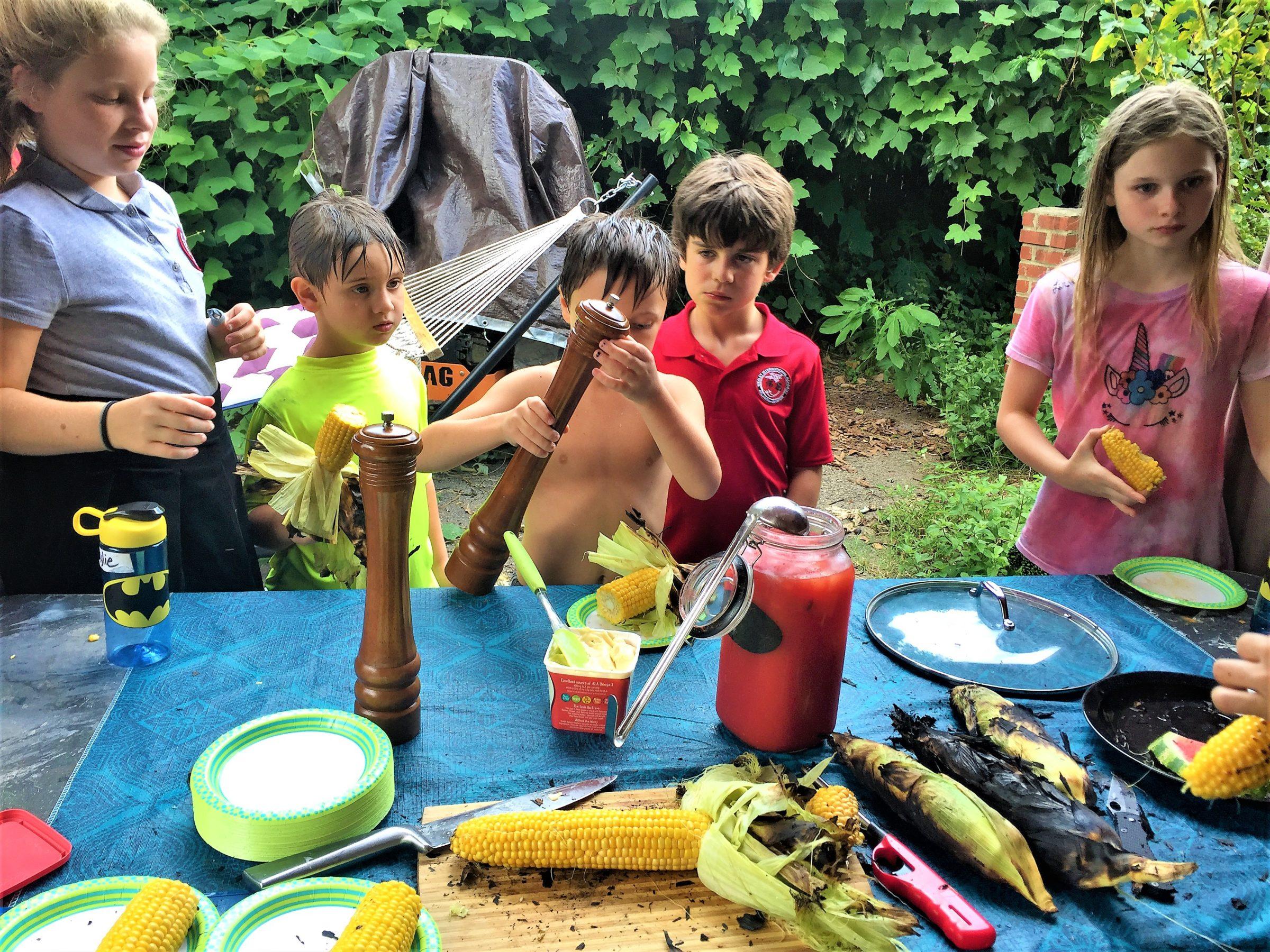 008a38584019 Outreach Spotlight: Olio Nature Camp
